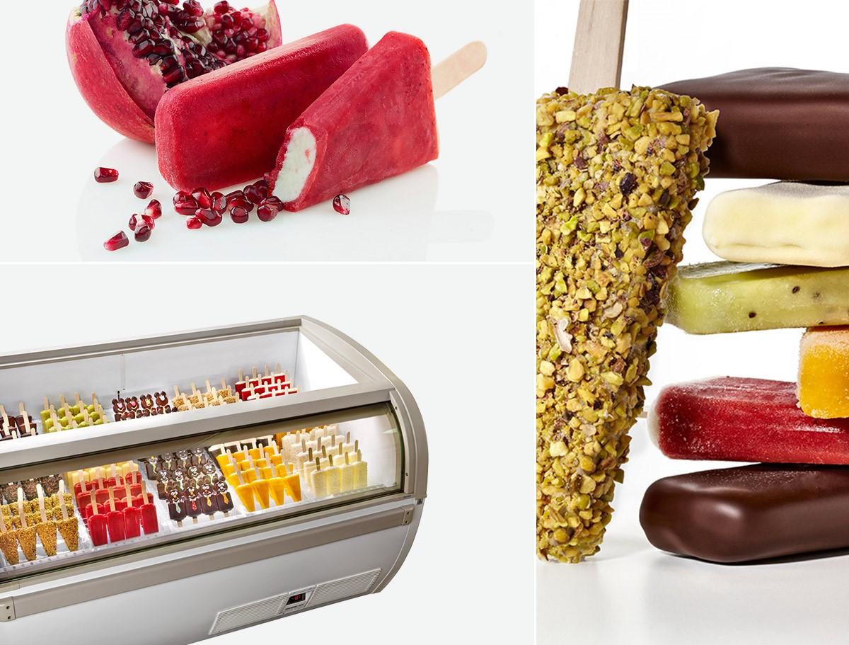 macchine per gelato artigianale