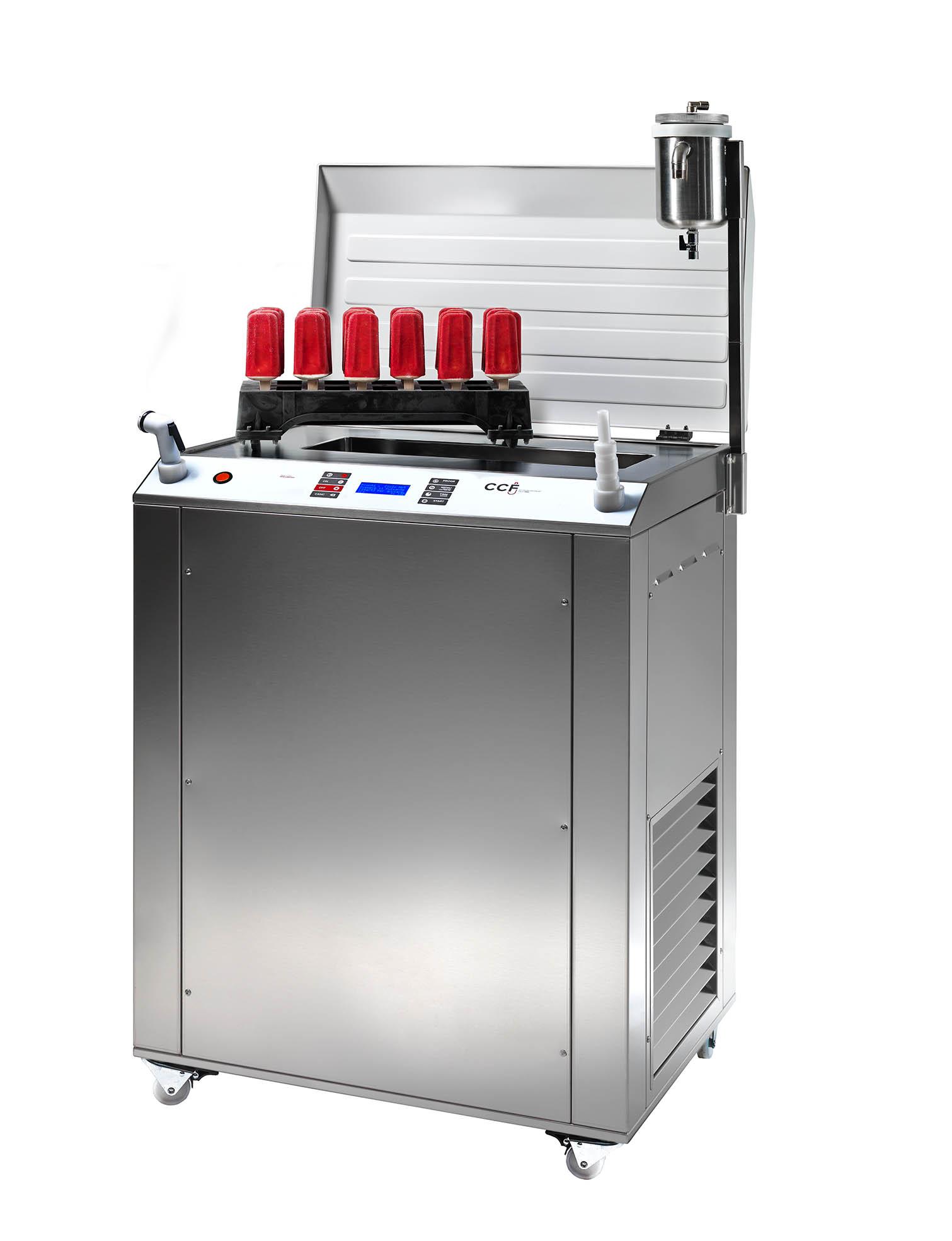 Máquina para hacer helados :La Ghiacciola GS1000